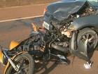 Colisão mata passageiro e condutor é preso suspeito de embriaguez em SP