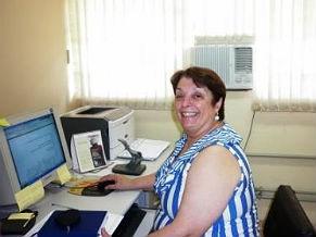 Professora Nara Joice UFSM (Foto: Divulgação)