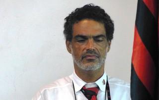 Capitão Léo conselho fiscal Flamengo (Foto: Cahê Mota)