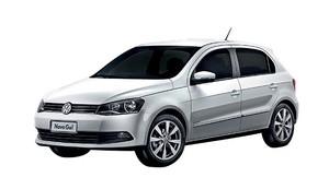 Volkswagen Gol (Foto: Autoesporte)
