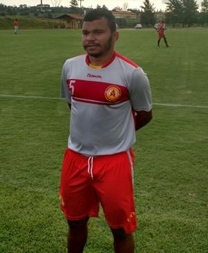Canga, jogador do Atlético Sorocaba (Foto: Emilio Botta)
