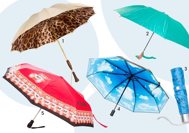 SHOPS - Guarda-chuva (Foto: Arte Vogue)