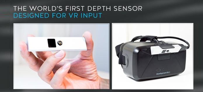 Realidade virtual com gestos será possível com Nimble Sense (Foto: Divulgação)