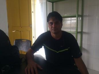 Gian, ex-meia Remo (Foto: GloboEsporte.com)