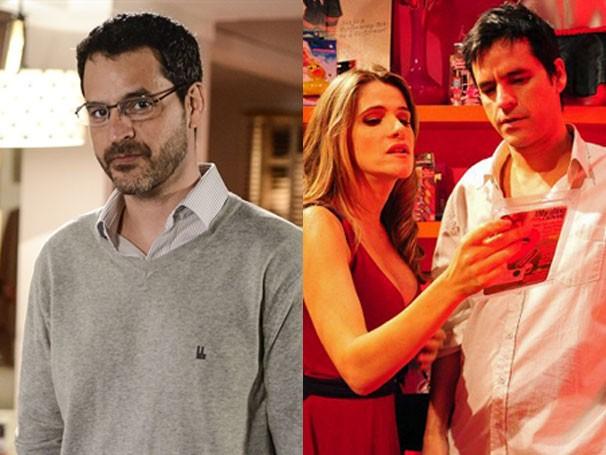 O ator Bruno Garcia interpretou João na comédia 'De Pernas para o Ar' (Foto: Divulgação/Reprodução)