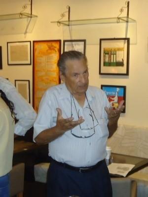 José Garvino da Silva Camillo (Foto: Nice Sordi/Divulgação RBS TV)