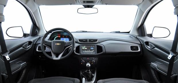Chevrolet Onix 12 (Foto: Chevrolet Onix LTZ 1.4 Flex)