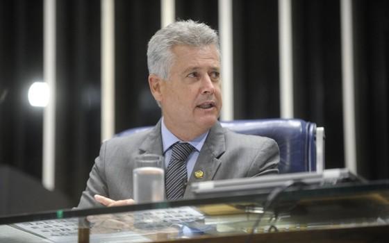 O senador Rodrigo Rollemberg (Foto:  Moreira Mariz/Agência Senado)