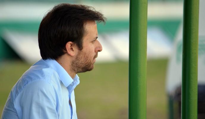 Lucas Andrino superintendente Guarani (Foto: Murilo Borges)