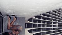 As curvas do Copan inspiraram o artista (Foto: Divulgação/FabiodaMotta)