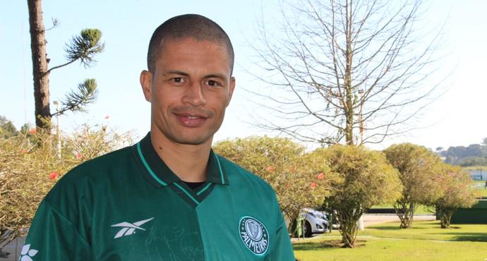 Alex Palmeiras (Foto: Sergio Gandolphi/GloboEsporte.com)