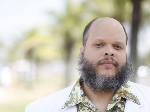 O cantor e compositor Ed Motta (Foto: Daryan Dornelles/Divulgação)