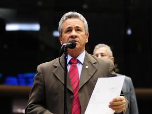 O deputado federal Carlos Souza (PSD-AM) em imagem de arquivo (Foto: Gustavo Lima/Câmara dos Deputados)