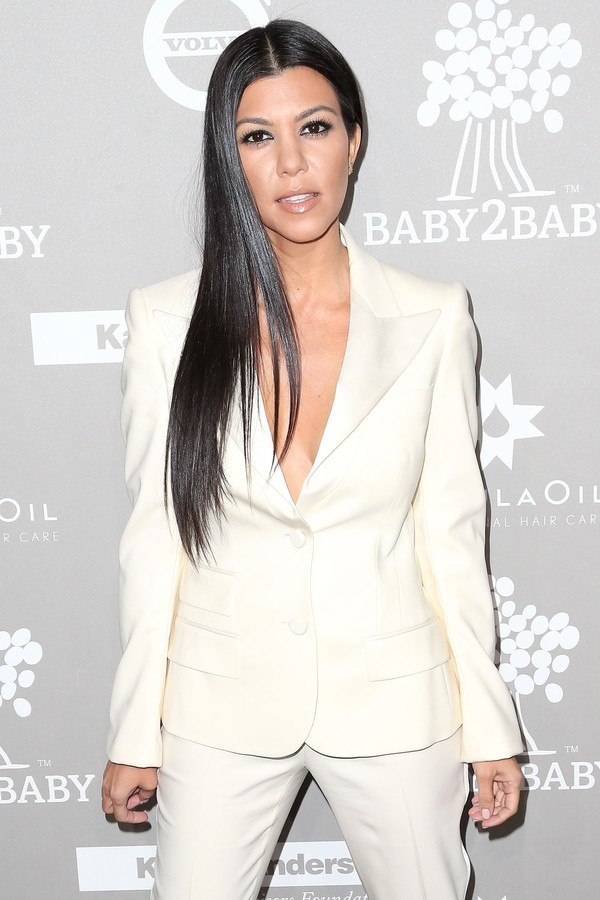 A celebridade Kourtney Kardashian (Foto: Getty Images)