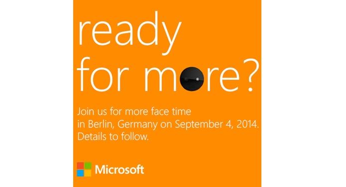 Microsoft convida para lançamento de novos Lumias (Foto: Reprodução/Phone Arena)