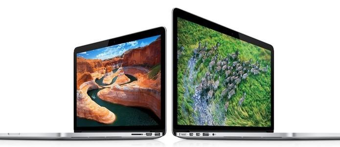 Macbook Pro é poderoso e está disponível em duas versões (Foto: Divulgação/Apple)