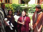 Índios ashaninka do Peru vivem sob a pressão do desmate na Amazônia