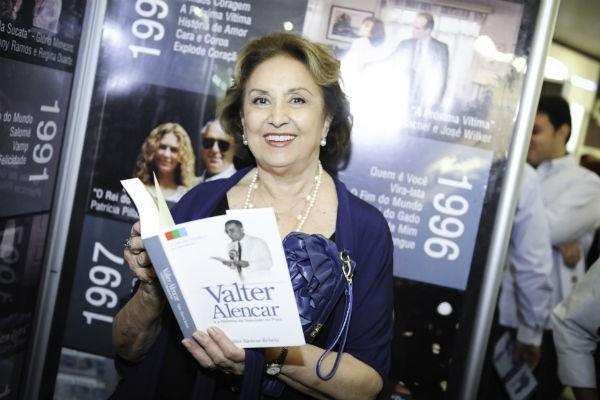 Atriz Eva Wilma estará no evento de lançamento (Foto: TV Clube/Divulgação)