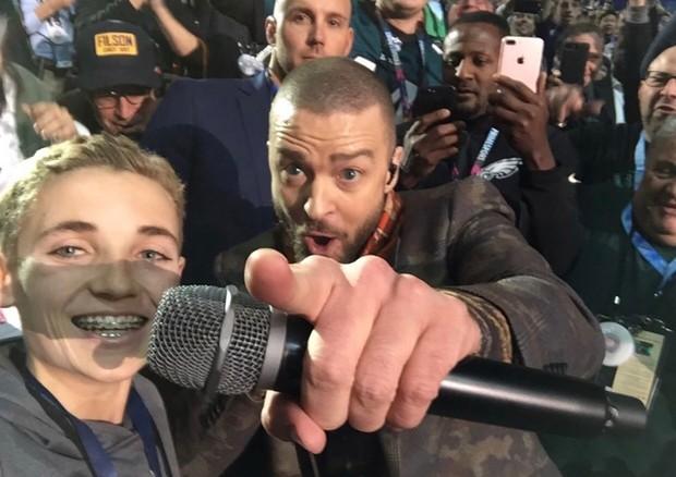 Justin Timberlake (Foto: Reprodução/Instagram)
