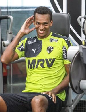 Jô, atacante do Atlético-MG (Foto: Bruno Cantini/Flickr do Atlético-MG)