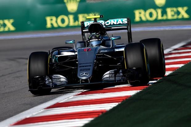 Nico Rosberg, piloto da Mercedes (Foto: Divulgação)