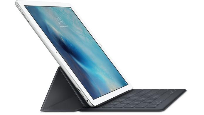 iPad Pro keyboard (Foto: Divulgação/Apple)