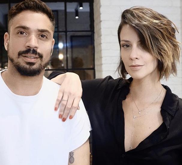 Fil Freitas e Camila Rodrigues (Foto: Reprodução/Instagram)