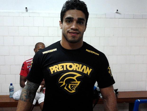 MMA thiago tavares  (Foto: Ivan Raupp / Globoesporte.com)