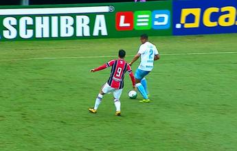 Apesar de chances perdidas, Londrina comemora ponto conquistado fora