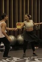 Valesca se desculpa após eliminação da Dança dos famosos: 'Eu tentei'