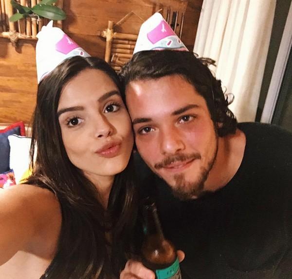Giovanna e Gian Luca (Foto: Reprodução/Instagram)