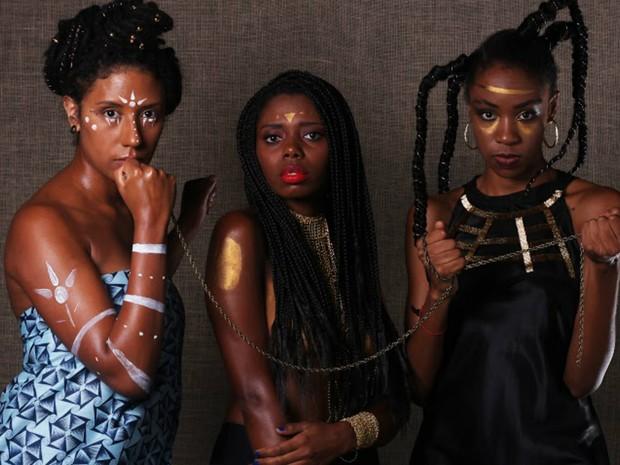 Exposição traz o debate sobre o papel do cabelo afro no empoderamento da mulher negra (Foto: Sophia Costa/Arquivo Pessoal)