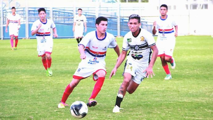 Fast x Rio Negro juvenil (Foto: Marcos Dantas)