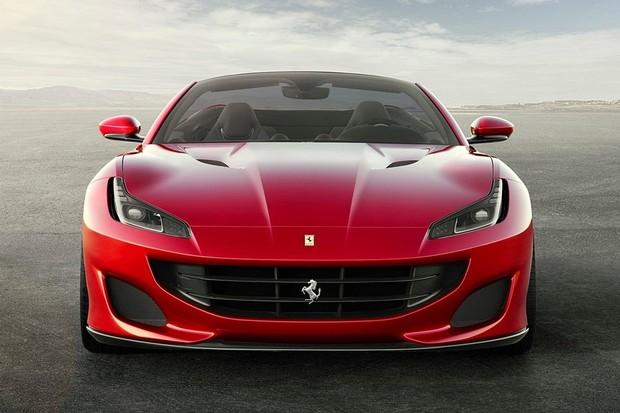 Ferrari Portofino 2018 (Foto: Divulgação)