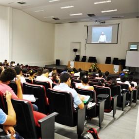 IFCE oferta 80 vagas para alunos e docentes de matemática no Ceará (Foto: Mateus Sousa/IFCE)