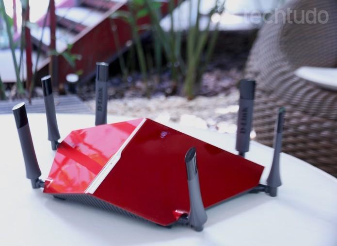 Manter roteador ligado oferece mais praticidade (Foto: Carol Danelli/TechTudo)