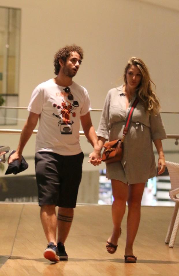 Rafa Brites e Felipe Andreoli  (Foto: Fabio Moreno/Agnews)