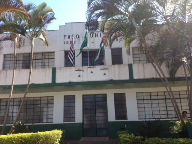 Márcio Faber deixou a prefeitura após sete meses de mandato (Foto: Jéssica Pimentel / G1)