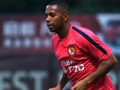 Robinho - Guangzhou Evergrande (Foto: Getty Images)