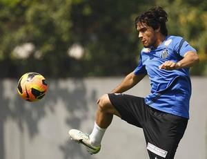 Misael Santos (Foto: Ricardo Saibun/Divulgação Santos FC)