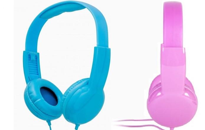 Headphone com Limitador de Volume Vivitar V12009 (Foto: Divulgação/Vivitar)