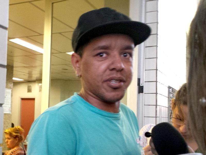 Ex-marido fala sobre morte de motorista em queda de viaduto em Belo Horizonte (Foto: Laura de Las Casas/G1)