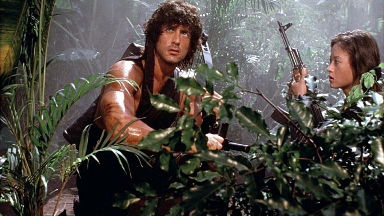 Rambo II: A Misso (Foto: Divulgao)