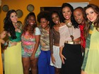 Ju Moraes faz show em Salvador e reúne colegas do 'The Voice'