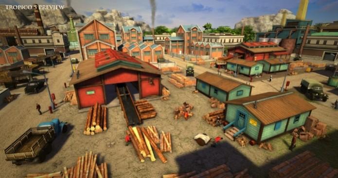 Tropico 5 será lançado também para PlayStation 4 (Foto: Divulgação)