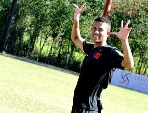 Recife jogador Flamengo (Foto: Divulgação / Flamengo)