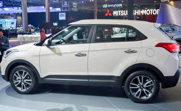 Hyundai Creta chega com preços de R$ 72.990 a R$ 99.490