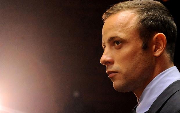 pistorius julgamento tribunal fiança (Foto: AP)