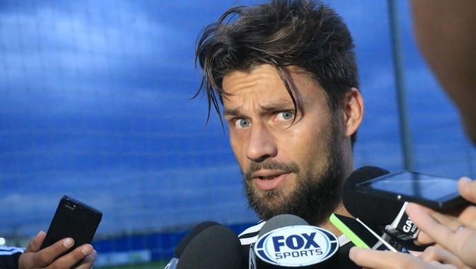 Libertadores Rafael Sobis Inter Tigres (Foto: Eduardo Deconto/GloboEsporte.com)