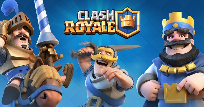 79011d0b9f Clash Royale é o jogo mais novo da produtora (Foto  Divulgação Supercell)